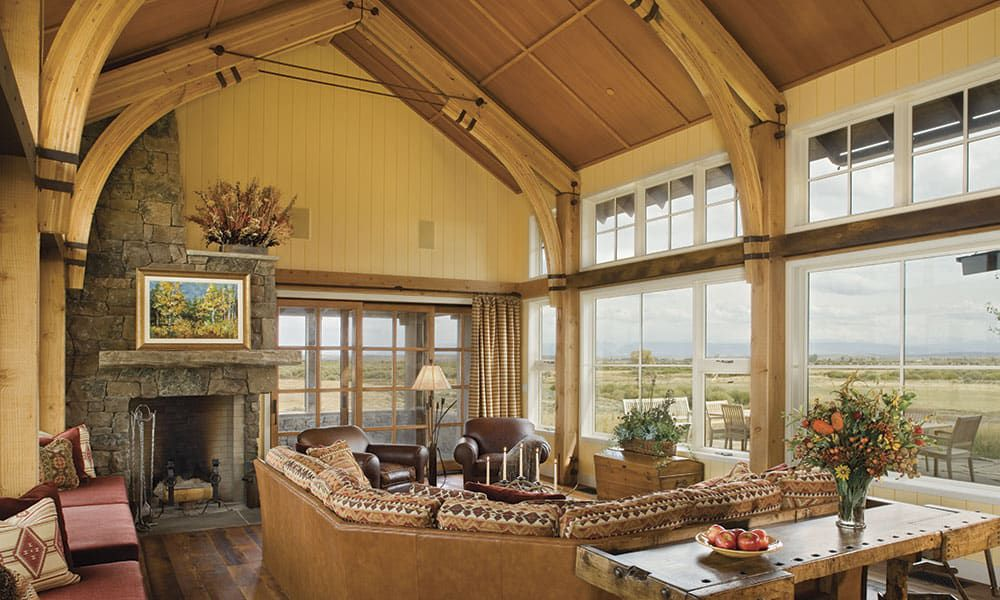 Country Home Wyoming Cowgirl Magazine