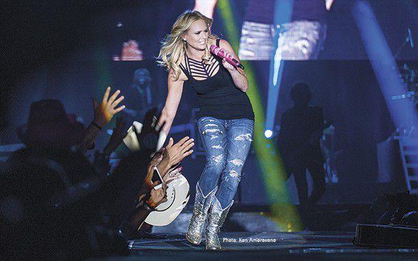 Miranda Lambert By Ken Amorosano