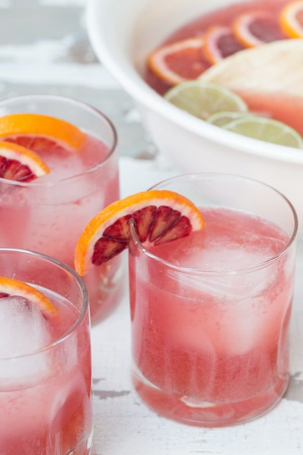 Fruity Cocktails for Celebrating Mother's Day