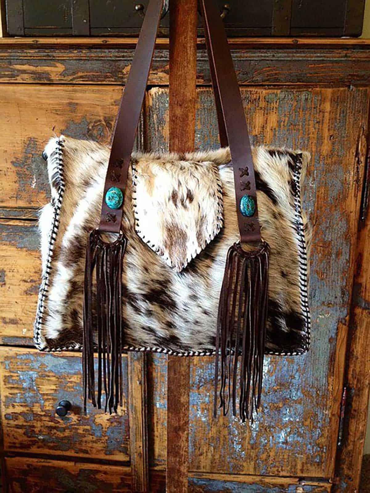 cowgirl fringe handbags