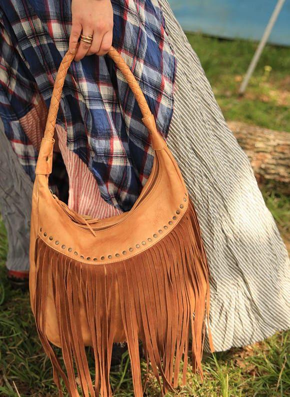 Fringe Handbag