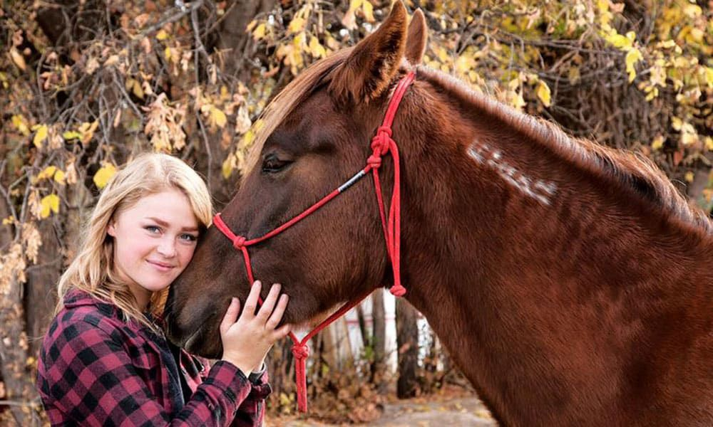 BLM Horse Cowgirl Magazine