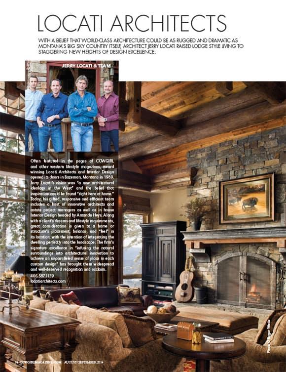 Cowgirl Interior Design