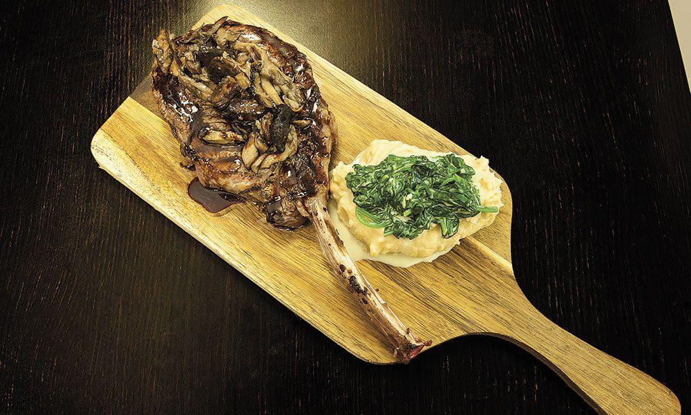 Tomahawk Chop Food Recipe Cowgirl Magazine