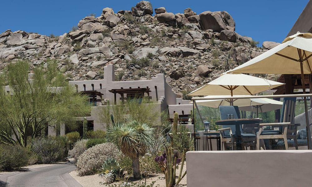 Sonoran Desert Scottsdale Four Seasons Cowgirl Magazine