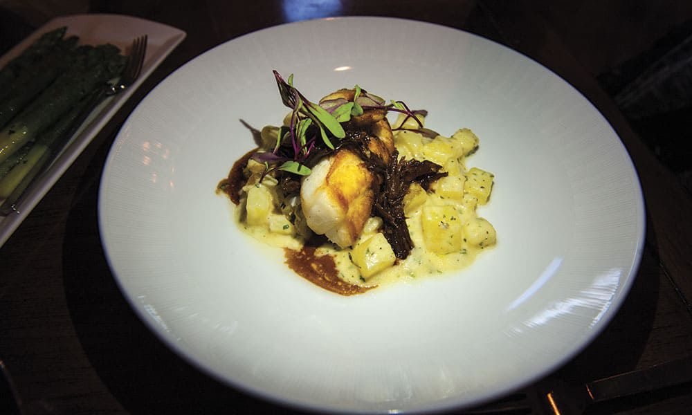 Chilean Sea Bass Food Recipe Cowgirl Magazine