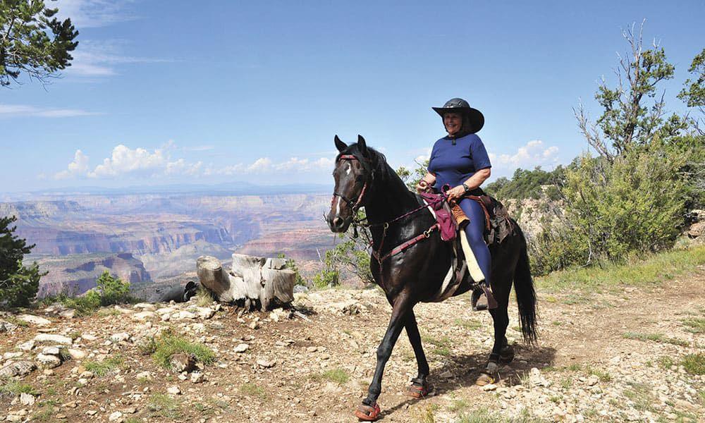 Distance Endurance Riding Cowgirl Magazine