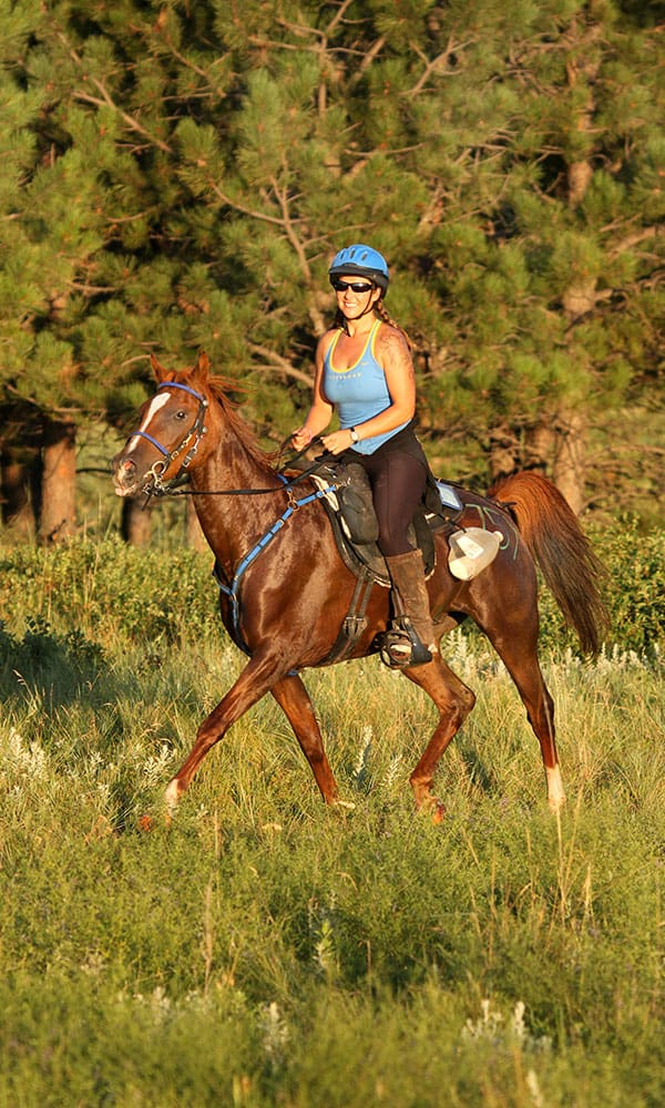 Distance Endurance Riding Cowgirl Magazine