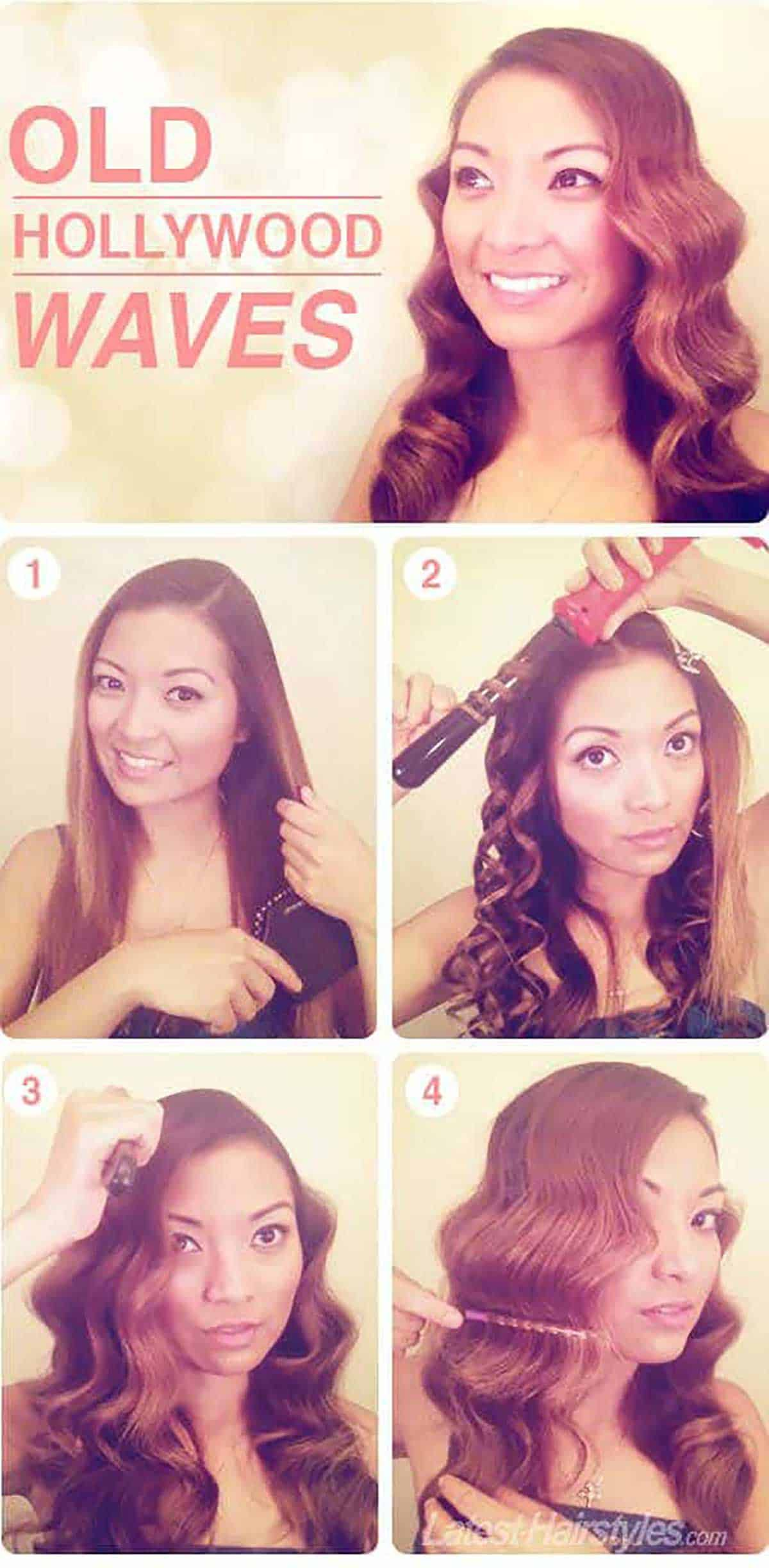 old-hollywood-waves-hair-tutorial