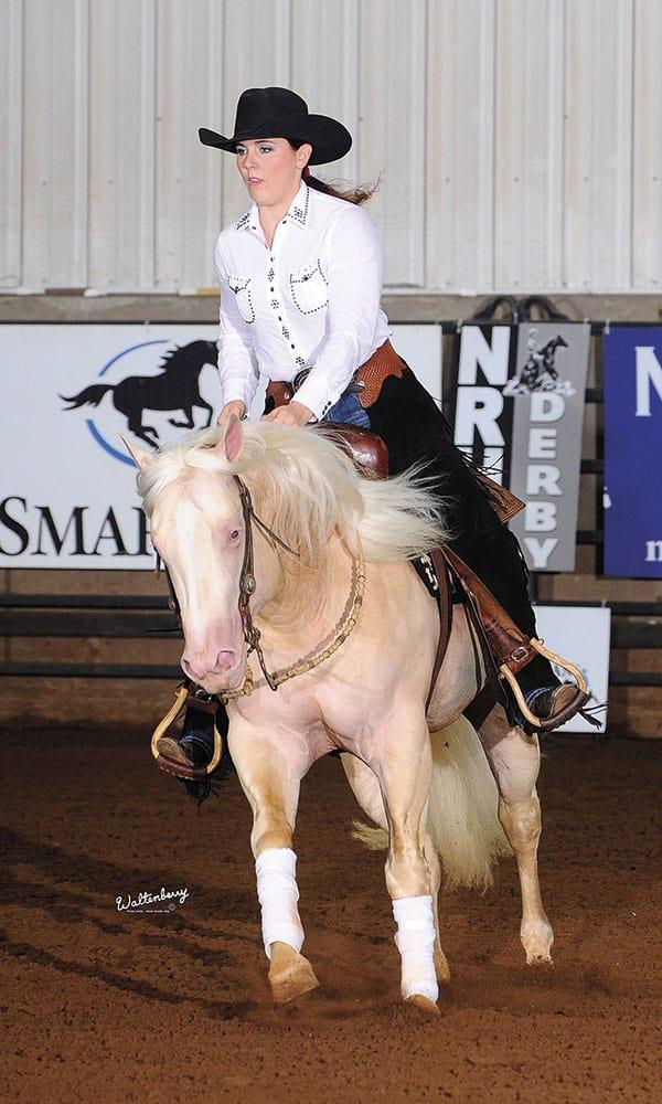 Reining Cowgirl Magazine