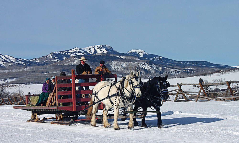 Home Ranch Colorado Cowgirl Magazine