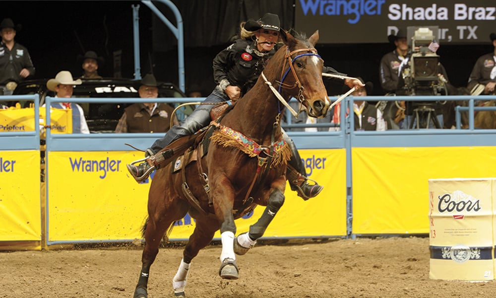 Women's Professional Rodeo Association Cowgirl Magazine