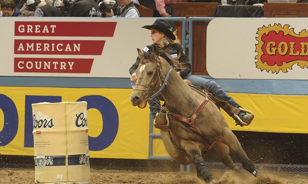 Women's Professional Rodeo Association Cowgirl Magazine