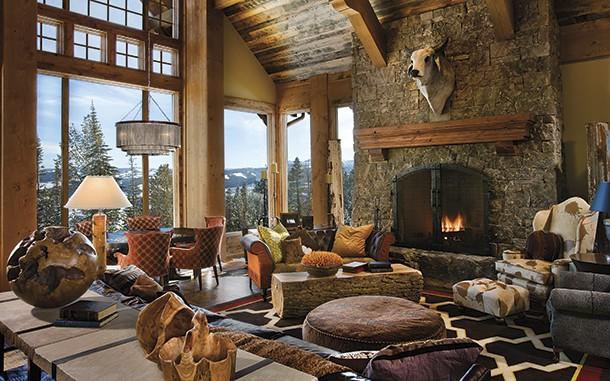 Cowgirl Home Interior