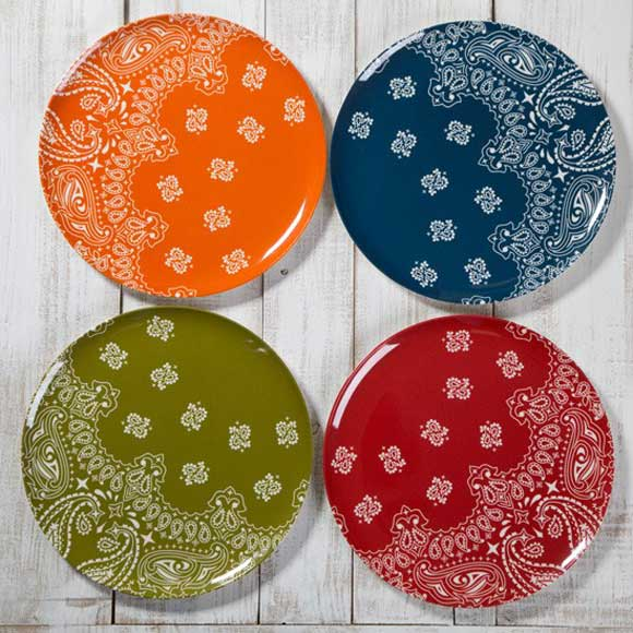 sc 1 st  Cowgirl Magazine & Ranchero Melamine Dishes - Cowgirl Magazine