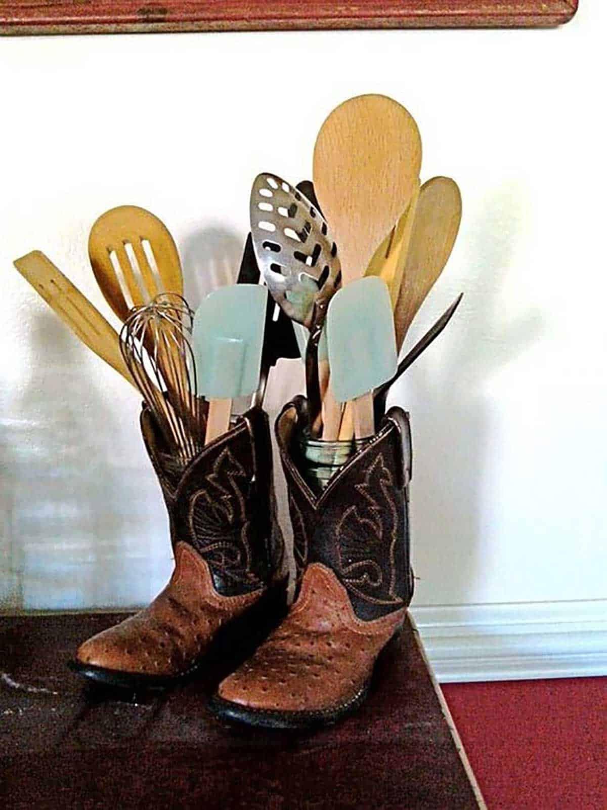 Repurposed-Cowboy-Boots