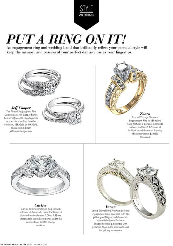 Put A Ring On It Cowgirl Magazine