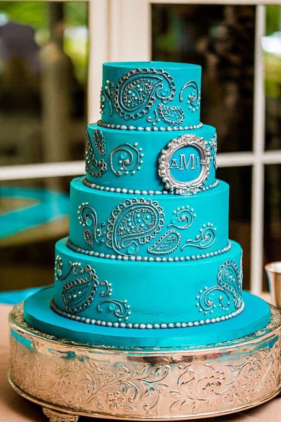 Western Wedding Cakes Cowgirl Magazine