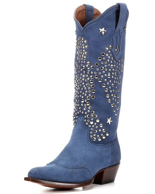 Embellished Boots You Need For Spring Elvis