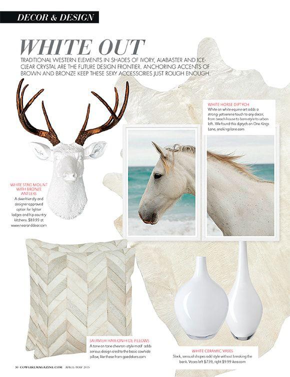 White Out Decor