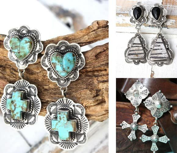 Classic western jewelry