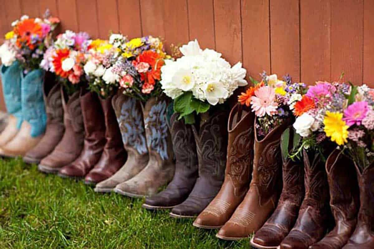 Cowboy-Boots-and-Bouquets