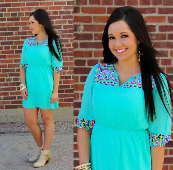 Cowgirl Crush Dress