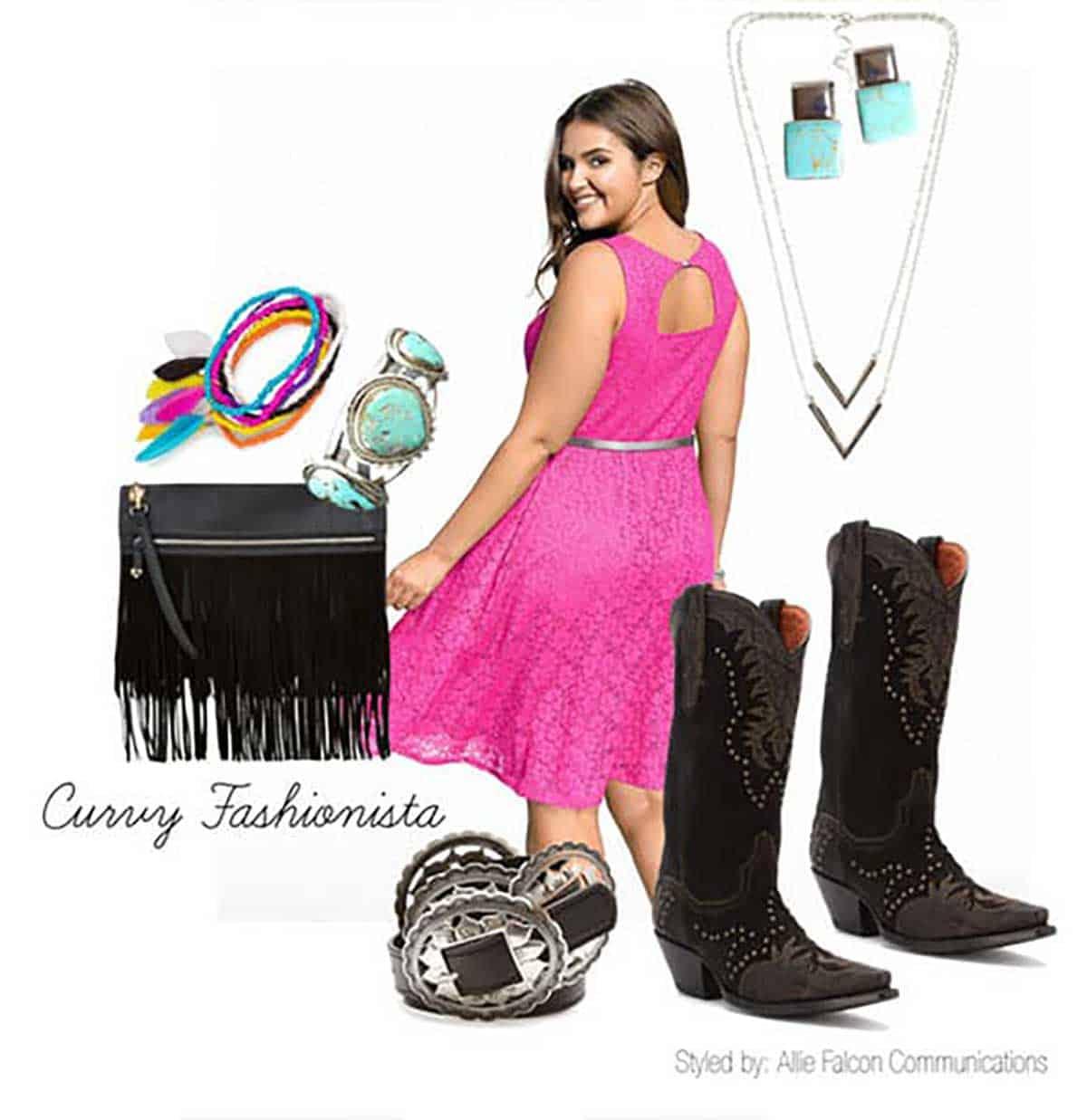 curvy cowgirls