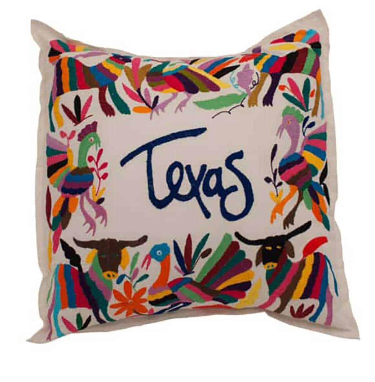 Texas-Pillow