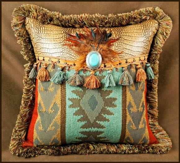 Creative Western Designs Pillow