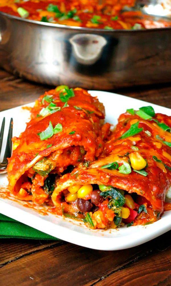 Enchilada Recipes Cowgirl Magazine