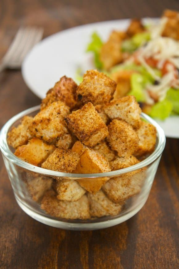 Mexican Croutons
