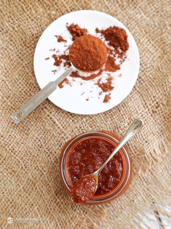 Spicy chocolate BBQ Sauce