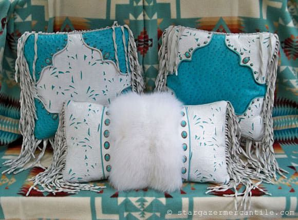 Stargazer Mercantile Pillows