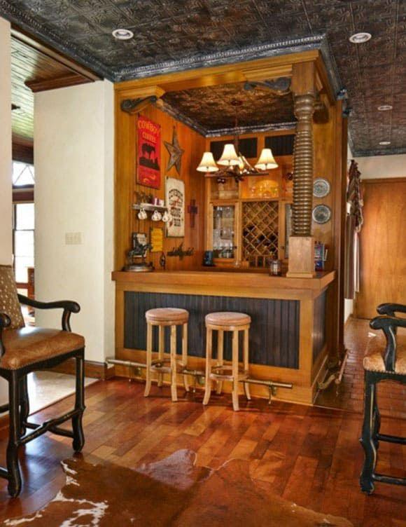western bar corner