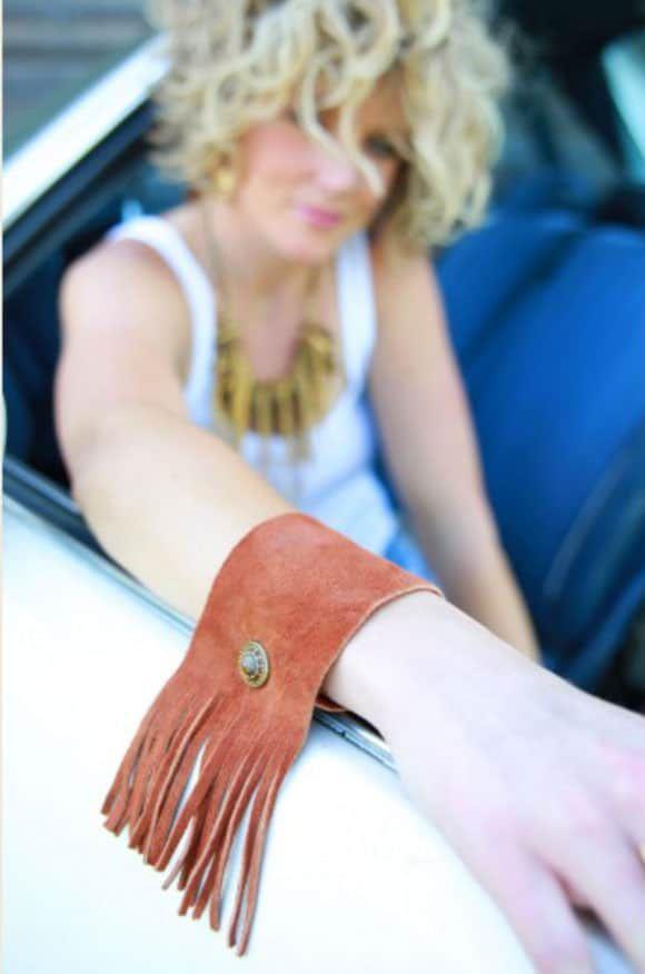 the el paso cuff from Junk Gypsy