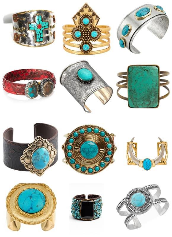12 Turquoise Cuffs | Cowgirl Magazine