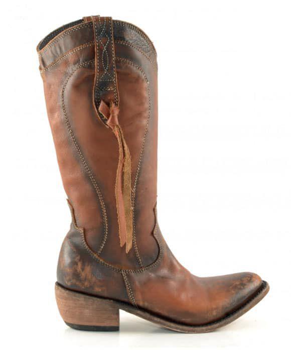 Liberty Black Boots