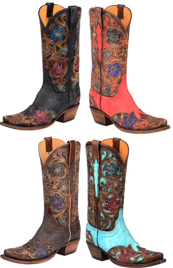 Lucchese Drea Boots
