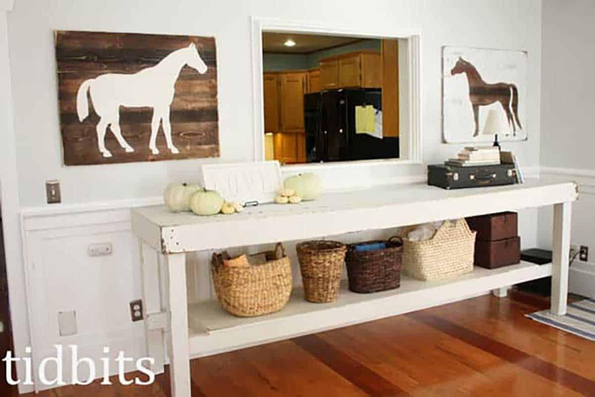 DIY-Horse-Silhouettes