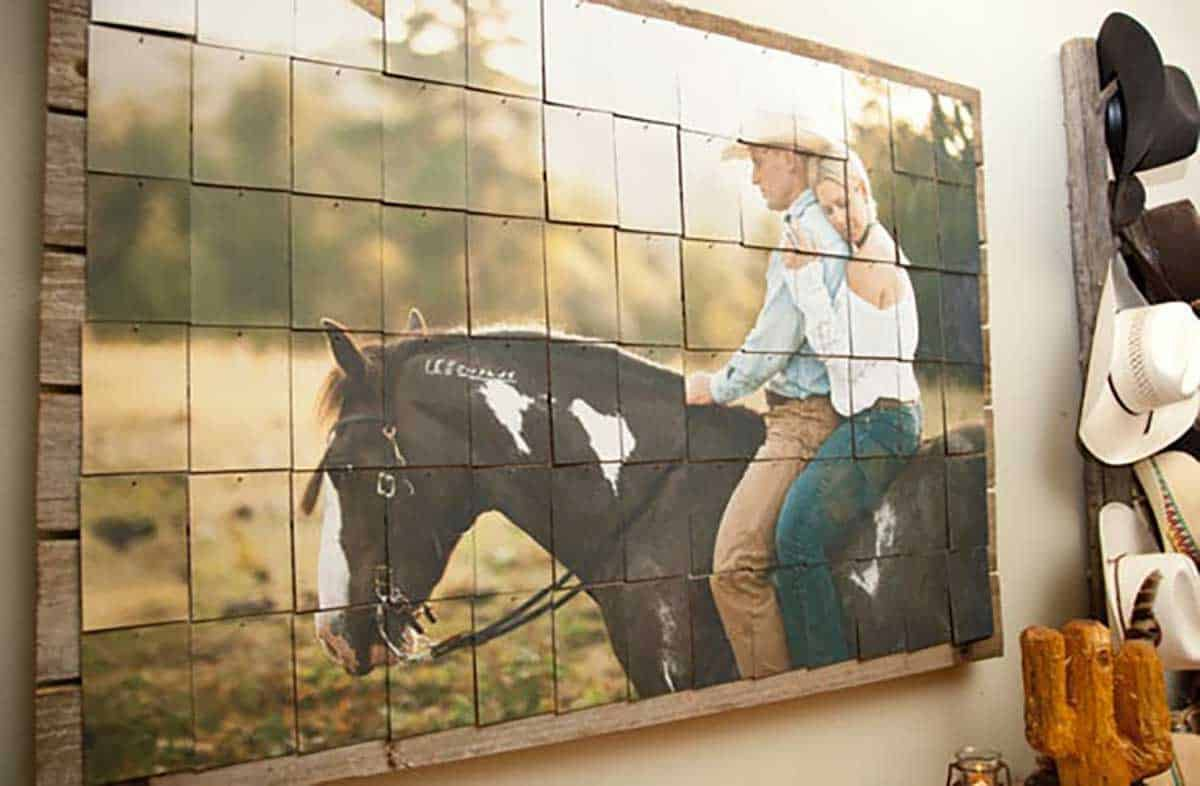 Giant-Photo-Art-for-a-Western-Entryway