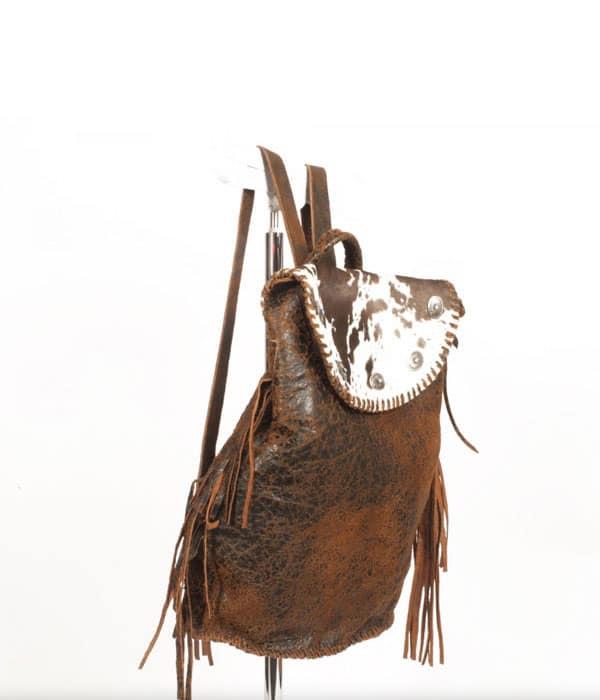Old-Gringo-Cowhide-Backpack