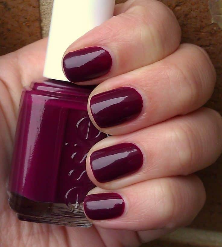 Fall Nail Colors Were Coveting