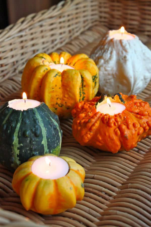 Gourd-Candles