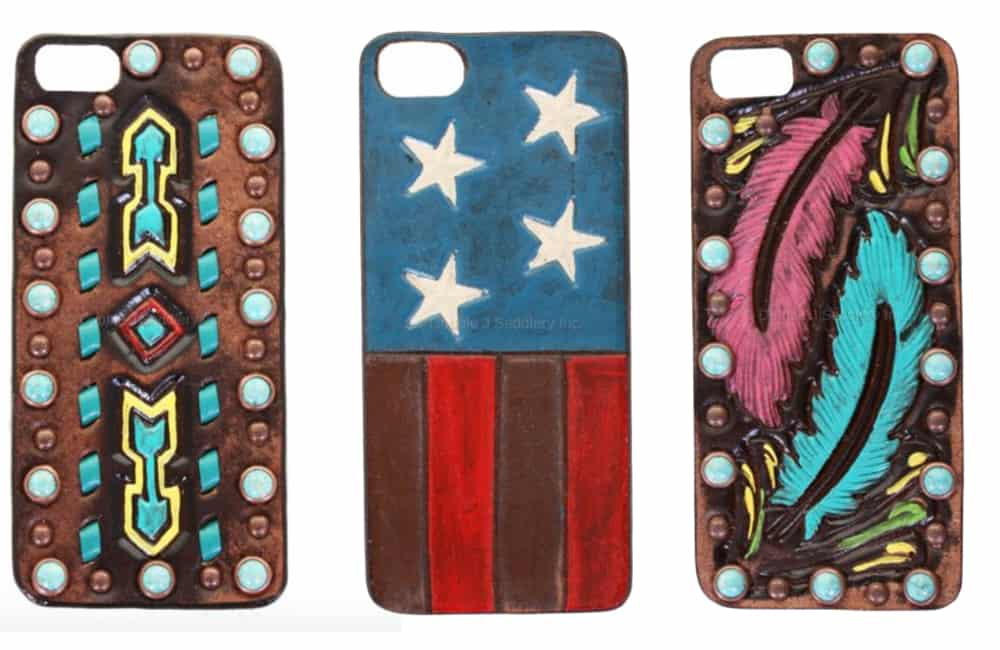Stylish Double J Saddlery Phone Cases