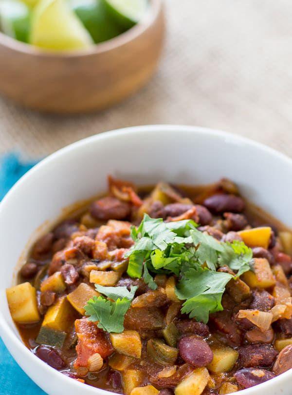 Vegan-Chili
