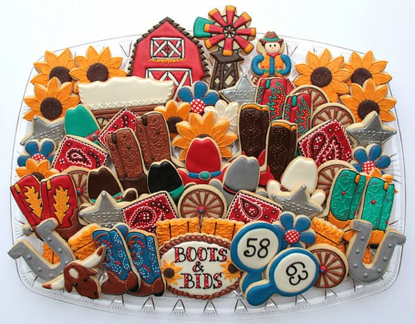 Western Cookie Collection