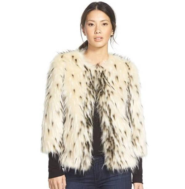Can I Paint A Faux Fur Jacket