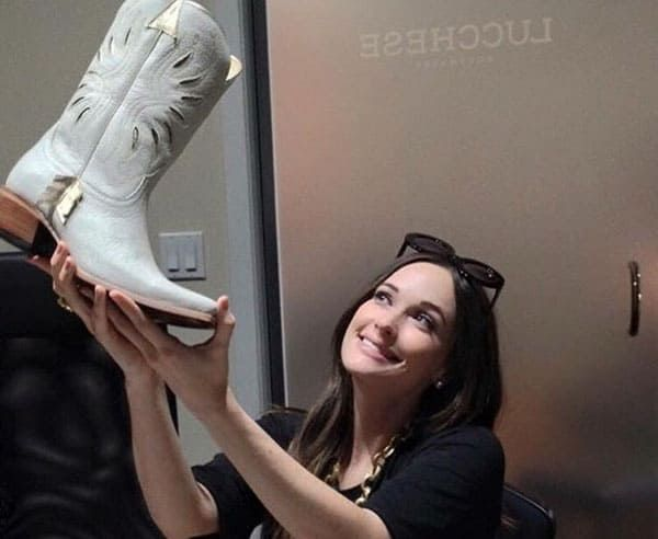 Cowgirl - kacey for lucchese