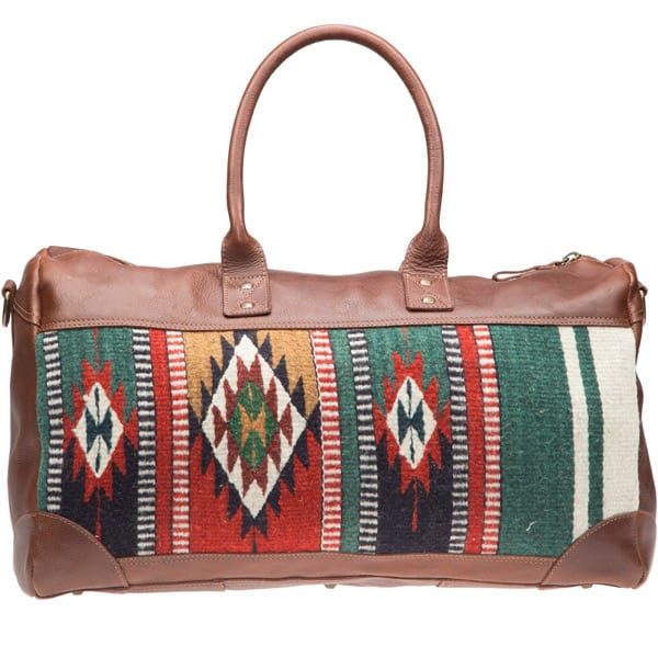 Oaxacan Duffle Bags Perfect for Winter Travel! - Cowgirl Magazine add1d8a323